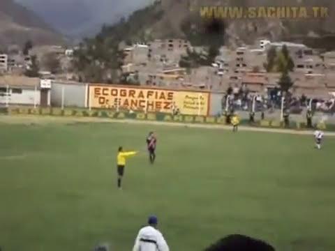 Futbol en Huancavelica - Municipal de Pichari vs Municipal de Yauli - Etapa Regional