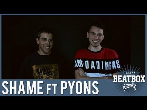 Shame Ft Pyons ITALY   IBFs Studio Series  Team Freestyle