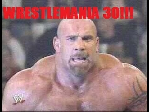Bill Goldberg will return to the WWE at WrestleMania 30 in 2014