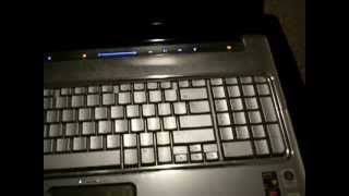 HP DV7 Laptop Graphics Fix --- Black Screen of Death!!