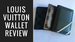 Picking the Right Wallet | Louis Vuitton Wallet Review (Men's)