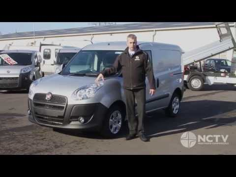 Fiat Doblo Tecnico Van Review