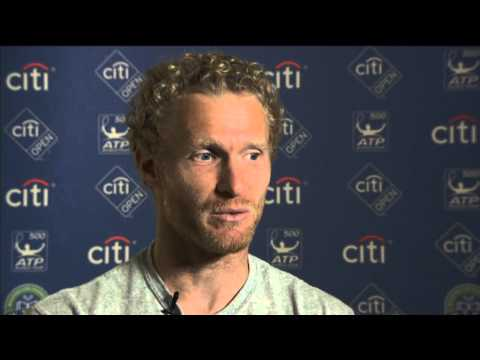 Washington 2013 Friday Interview Tursunov
