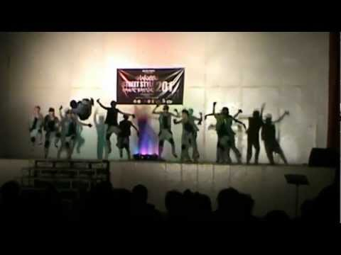 Zerial Crew - Gingoog City Street Style dance Battle 2012
