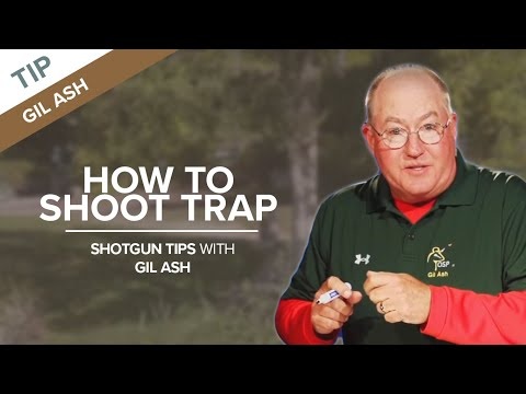 How to Shoot Trap - Shotgun Shooting Tip