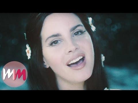 Top 10 Best Lana Del Rey Music Videos #1