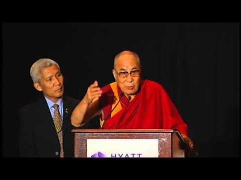Dalai Lama Visits Garden Grove