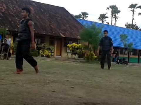 Imam Syahroni Bantaran Angin(sape,lambu Ntb)vs Tni