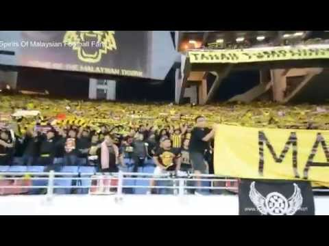 Ayuh Malaysiaku & Barisan Kita   Final Piala AFF Suzuki 2014