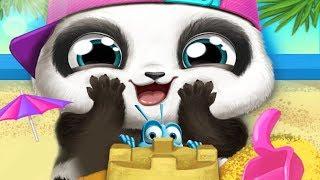 Fun Baby Care Kids Game - Panda Lu & Friends - Play Bathe, Dress Up Fun Kids Game By TutoTOONS