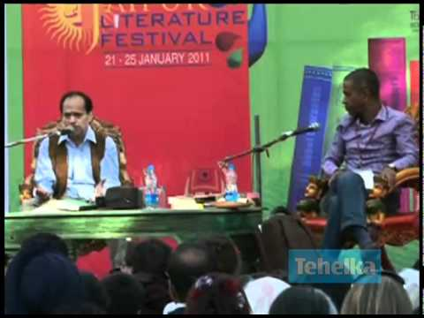 Vikram Seth Part 2 - Tehelka's pick of sessions from the Jaipur Literature Festival 2011