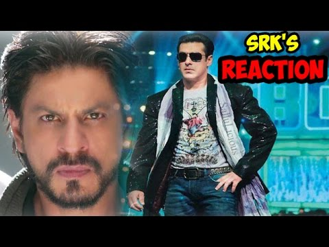 Shah Rukh Khan's Reaction on Salman Khan's invitation to Bigg Boss 8 House