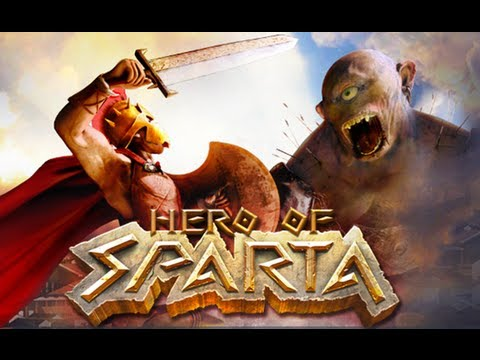 Hero Of Sparta for Android gameplay+download