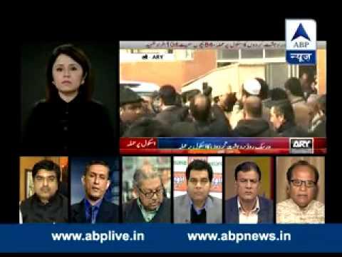 Abp News Debate On Pakistan School Bloodbath L How Will Terror Activities Be Stopped? video