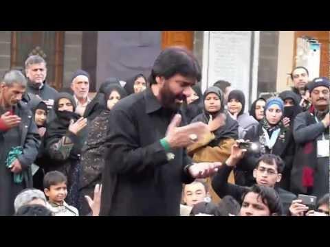 Nadeem Sarwar Live - Aa Dekh Merey Ghazi