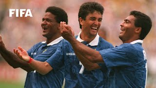 Remembering Bebeto's iconic celebration