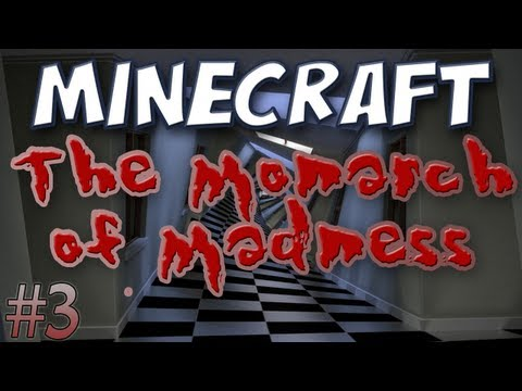Minecraft - Monarch of Madness Part 3: Meadows Music Videos