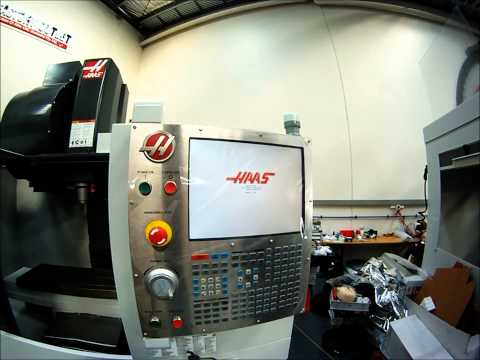 HAAS Super Mini Mill 2 - First Look