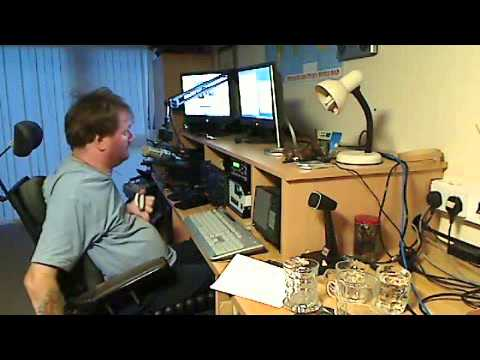 G0VQY in QSO with 9H5QB in Malta