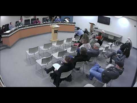 Bluff City Town Hall Meeting January 2, 2018