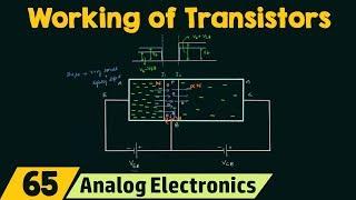 Working of Transistors