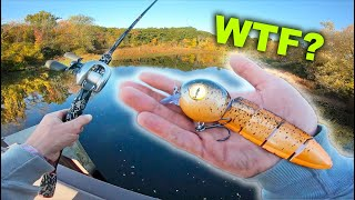 THE WORST LURE CHALLENGE SHOWDOWN! (1rod1reelfishing VS. Jon B.)