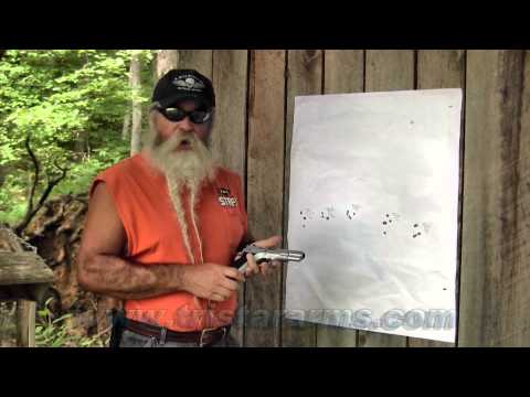 Shooting the TriStar S-120 9x19mm Semi-Automatic Pistol - Gunblast.com