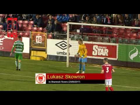 Saves: Lukasz Skowron (vs Shamrock Rovers 25/09/2017)