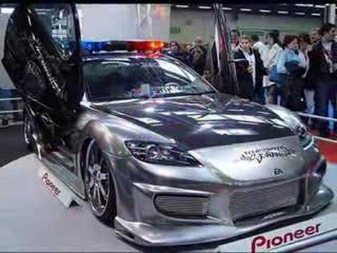 TUNNG MAZDA  RX8 Music Videos