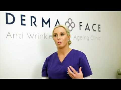 DermaFace first time for treatment /Corporate VT
