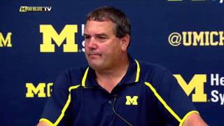 Every Brady Hoke Press Conference
