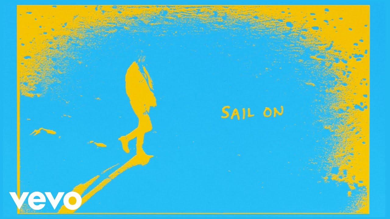 "Noel Gallagher's High Flying Birds - ""Sail On""のOfficial Lyric VideoのMVを公開 新譜EP「Black Star Dancing」2019年6月14日発売 thm Music info Clip"