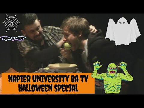 Essence - Halloween Special - BA Television Experimental TV Pilot Magazine Show thumbnail