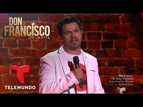 Don Francisco Te Invita   Comediante colombiano saca carcajadas en DFTI   Entretenimiento