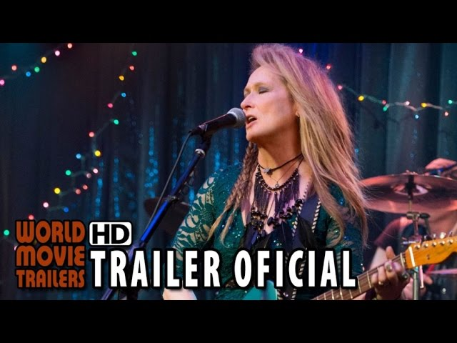 Ricki and the Flash - de volta pra casa Trailer Oficial legendado (2015) HD