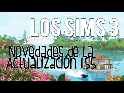 Los Sims 3   Actualización 1.55 (Escaleras de caracol. lotes sobre el agua. cimientos de muelle)