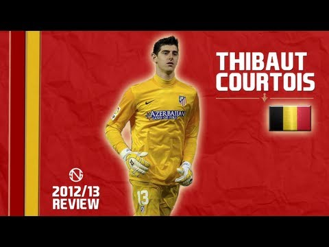 THIBAUT COURTOIS | Best Saves | Atlético Madrid | 2012/2013 (HD)