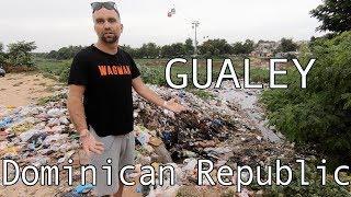 Hard life in Gualey Santo Domingo Dominican Republic