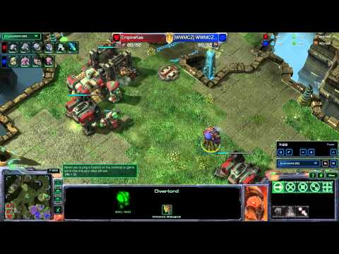 HD Starcraft 2 Kas v SortOf TvZ Heart of the Swarm g2