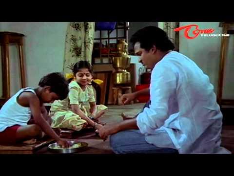 Rajendra Prasad Comedy With His Kids