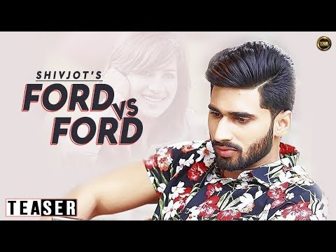 Ford v/s Ford | Shivjot | Official Teaser | Yaar Anmulle Records