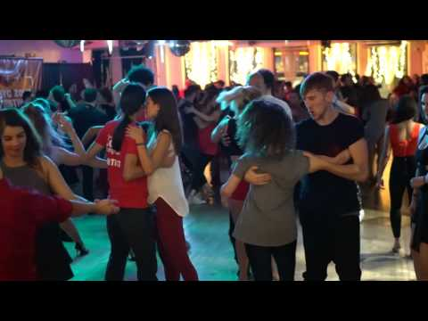 00089 NYCZF2016 ~ Exenia and Jakub ~ video by Zouk Soul