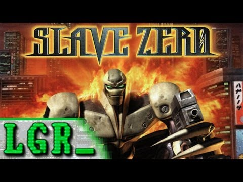LGR - Slave Zero - PC Game Review