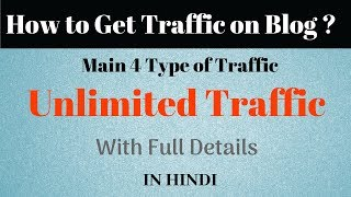 How to Get Traffic to Your Website [ for Beginners ]