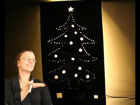 Décoration pour Noël LED