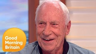 Al Worden: The Man Who Flew Around the Moon 75 Times | Good Morning Britain