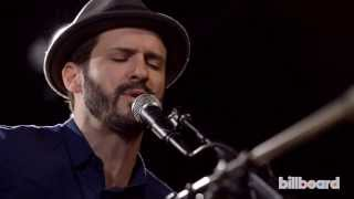 Tony Lucca - Never Gonna Let You Go LIVE Billboard Studio Session
