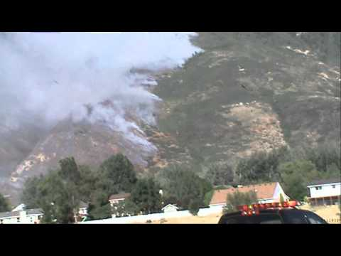 Firefighting: Wildfire Aerial Attack!