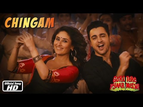 Chingam Chabake - Official Song - Gori Tere Pyaar Mein - Imran Khan, Kareena Kapoor video