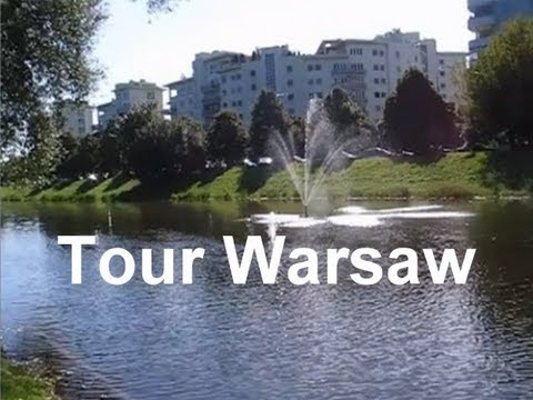 Warsaw Poland - Tour Of A Great City And What To Do